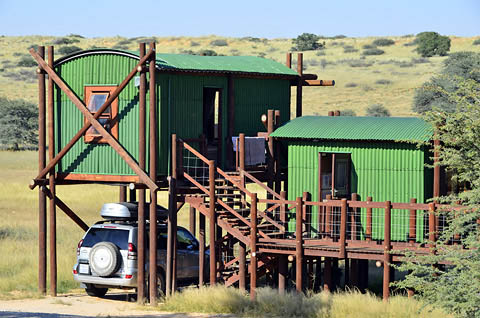 Urikaruus cabin