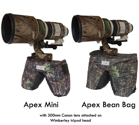 Apex beanbags compared