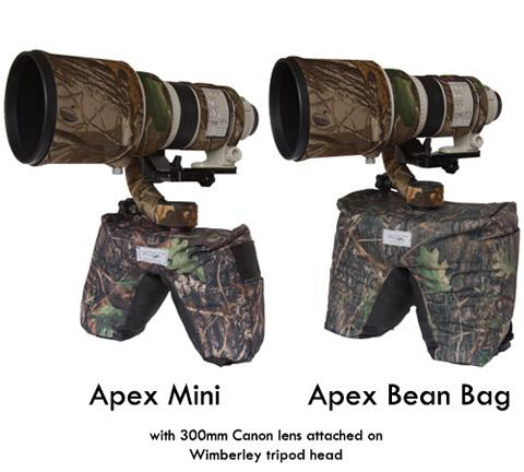 Apex beanbag comparison
