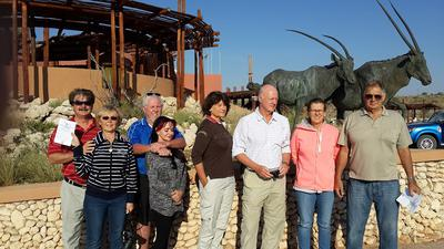 Kgalagadi May 2015 - Family & Friends