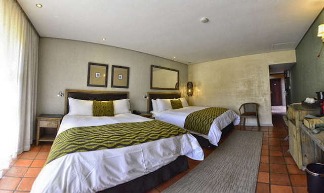 Lovely rooms at Protea Hotel