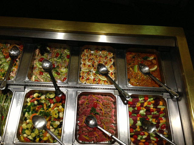 Great food at Protea Hotel Kruger Gate