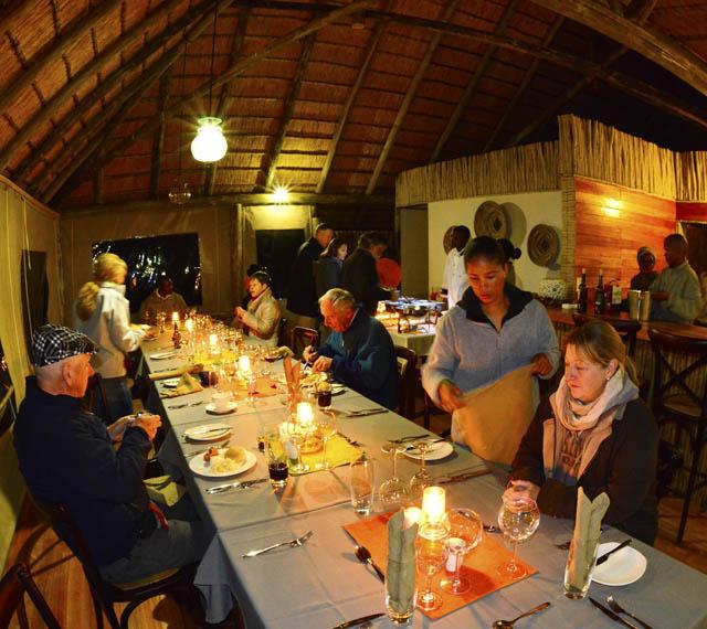 Dinner with the Australian Photographers
