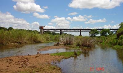 The Selati Crocodile River Bridge