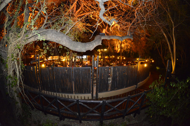 out side view of Boma Protea Hotel Kruger Gate